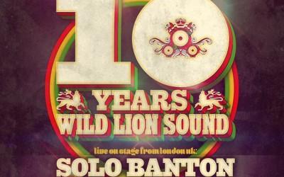 10 Years Wild Lion Sound