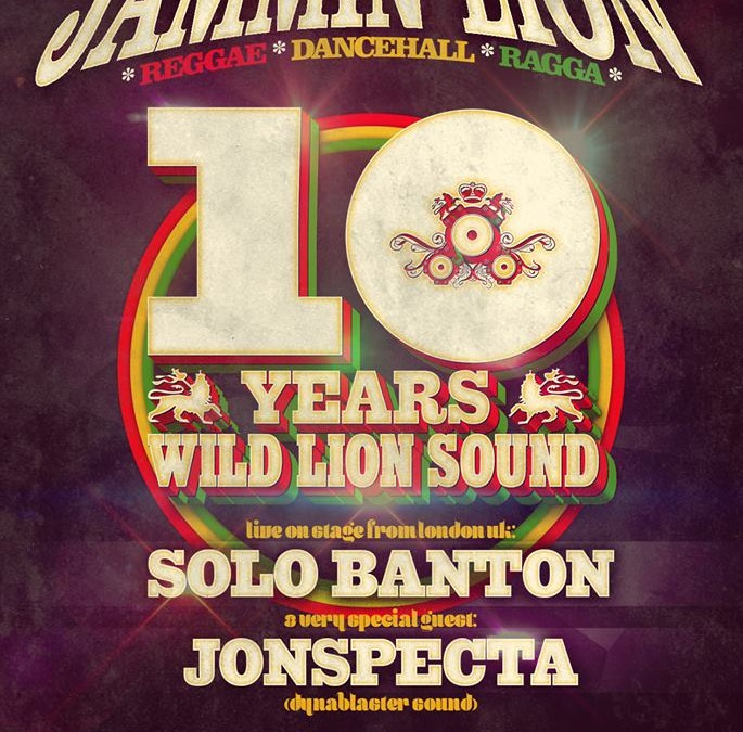 10 Years Wild Lion Sound
